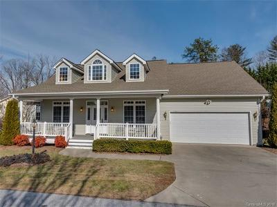 Hendersonville Single Family Home For Sale: 159 Mill Pond Way