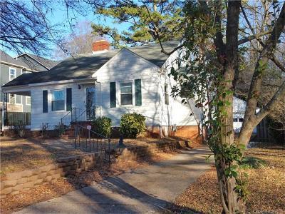 Charlotte Single Family Home For Sale: 1500 Lyon Court