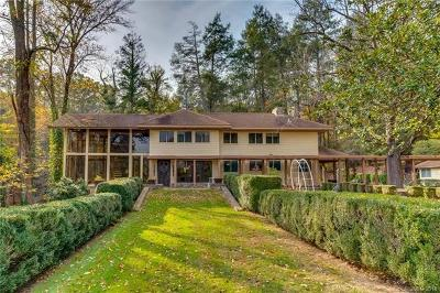 Lake Lure Multi Family Home For Sale: 183 & 400 Kings Drive