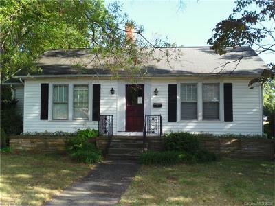 Mooresville Single Family Home For Sale: 648 E Center Avenue