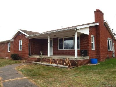 Stanly County Single Family Home Under Contract-Show: 638 Arlington Avenue