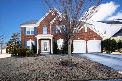 Charlotte NC Single Family Home Under Contract-Show: $274,900
