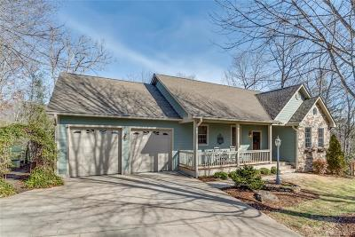 Lake Lure Single Family Home For Sale: 138 Shumont Estates Drive