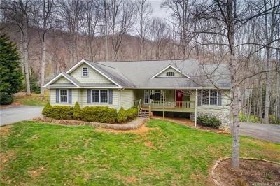 Waynesville Single Family Home For Sale: 162 Brannon Forest Drive