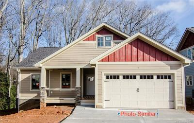 Fletcher NC Single Family Home Under Contract-Show: $327,600