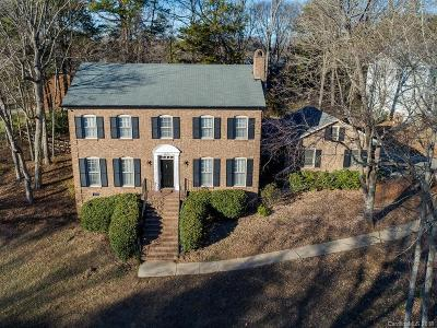Charlotte Single Family Home For Sale: 7919 Wellston Drive