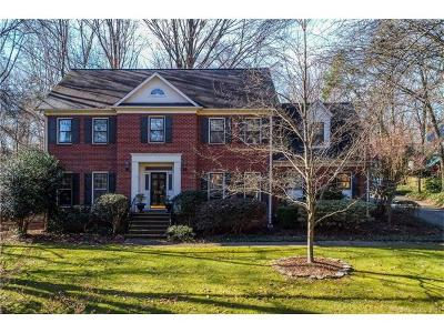 Charlotte NC Single Family Home For Sale: $579,900
