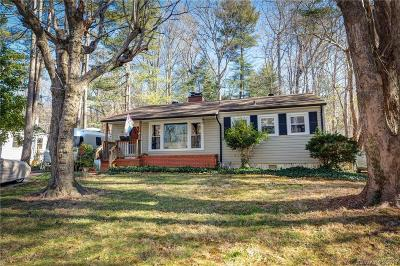 Arden Single Family Home Under Contract-Show: 121 Walnut Street