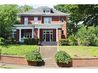 Statesville Single Family Home For Sale: 502 Mulberry Street S