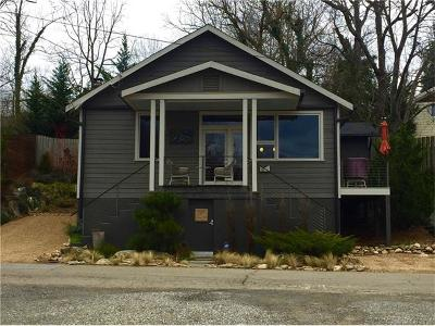 Asheville Single Family Home Under Contract-Show: 27 Madison Street