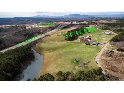 Rutherfordton NC Residential Lots & Land For Sale: $9,500,000
