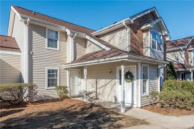 Charlotte NC Condo/Townhouse For Sale: $136,900