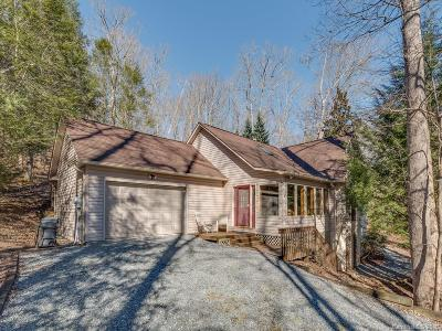 Lake Lure Single Family Home For Sale: 132 Rumbling Bald Road