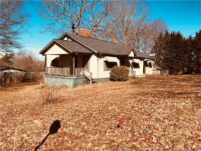 Single Family Home For Sale: 190 Oxford Street