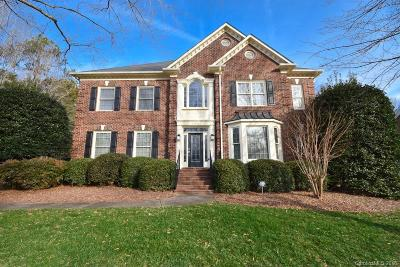 Single Family Home For Sale: 12926 Darby Chase Drive