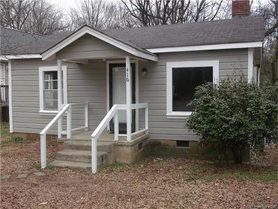 Rock Hill Single Family Home For Sale: 416 Baker Street