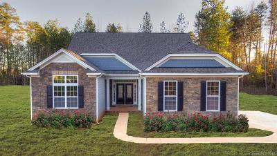 Charlotte NC Single Family Home Under Contract-Show: $489,900