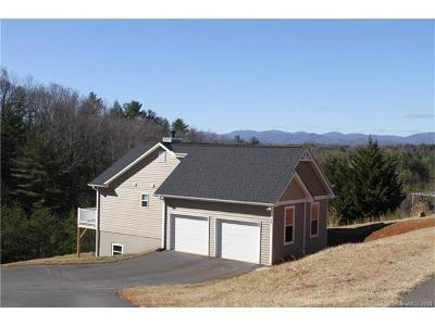 Weaverville Single Family Home For Sale: 24 Ridge Brook Drive