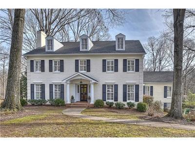 Foxcroft Single Family Home For Sale: 4319 Belknap Road