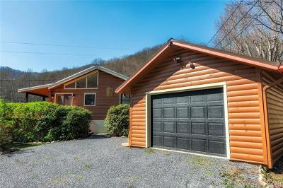 Maggie Valley Single Family Home For Sale: 217 Laurel Branch Road #13A