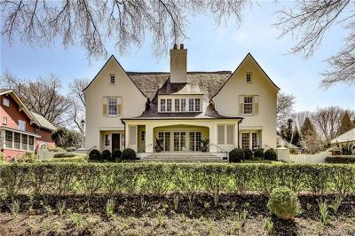 Myers Park Single Family Home For Sale: 1119 Granville Road