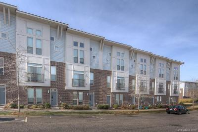 Charlotte NC Condo/Townhouse Under Contract-Show: $265,000