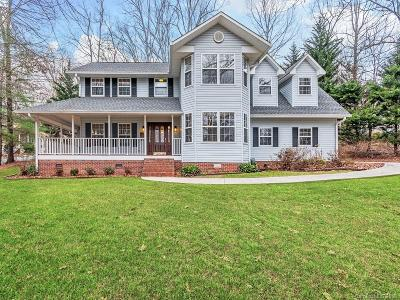 Mills River Single Family Home For Sale: 502 Fox Hollow Lane