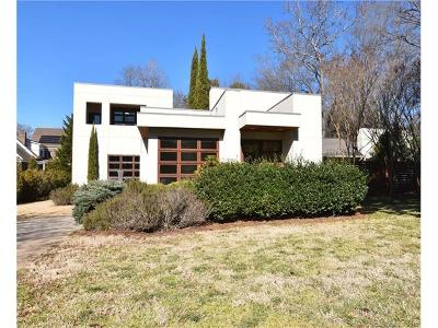 Mecklenburg County, Union County, Gaston County, Lancaster County, York County, Cabarrus County, Iredell County, Rowan County Single Family Home For Sale: 2200 Cloister Drive
