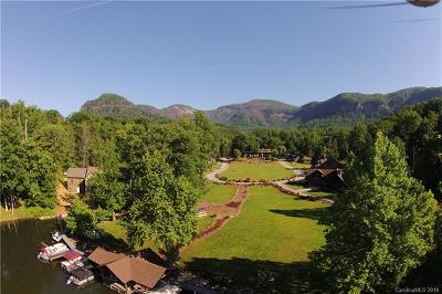 Lake Lure Residential Lots & Land For Sale: 190 Chapel Point Road #30