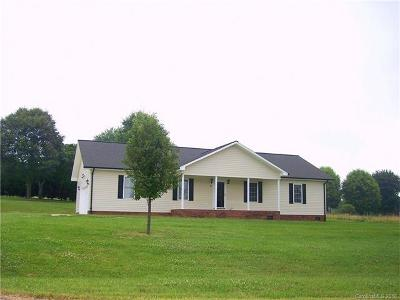 Caldwell County, Alexander County, Watauga County, Avery County, Ashe County, Burke County Single Family Home Under Contract-Show: 45 Strawberry Lane