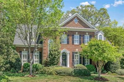 Mecklenburg County Single Family Home For Sale: 2907 Heathmoor Lane