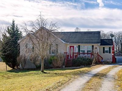 Mills River Single Family Home For Sale: 33 Roseland Drive