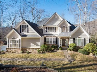 Asheville Single Family Home For Sale: 12 Hearthstone Drive