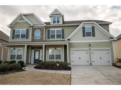 Indian Trail Single Family Home For Sale: 1018 Potomac Road #120