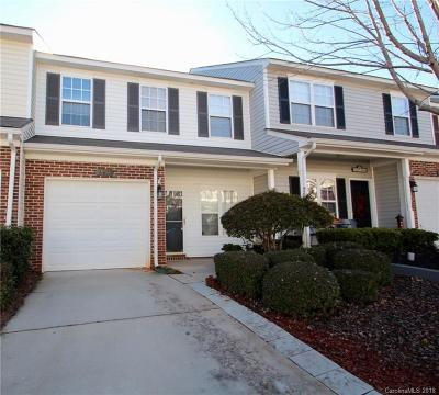 Fort Mill Condo/Townhouse For Sale: 909 Little Creek Drive
