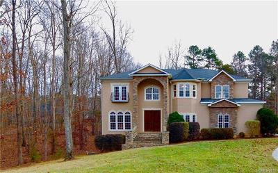 Monroe Single Family Home For Sale: 802 Lake Stone Drive