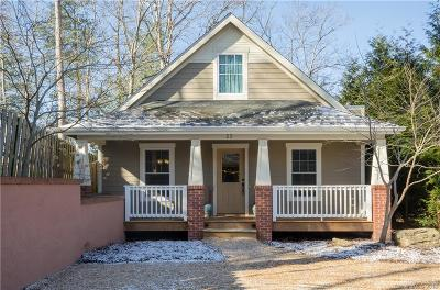 Candler Single Family Home For Sale: 11 Knotty Alder Court