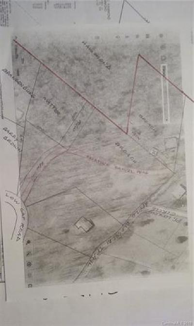 Hendersonville Residential Lots & Land For Sale: 9999 Low Gap Road