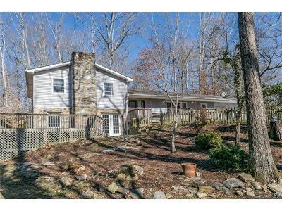 Pisgah Forest Single Family Home For Sale: 163 Fernwood Lane #7