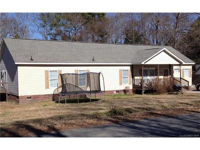 Catawba Single Family Home For Sale: 428 Dot Faris Road #1