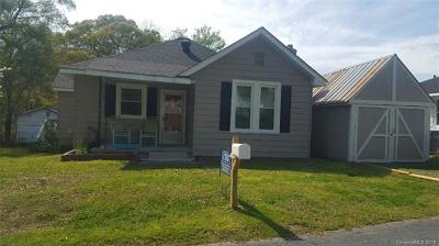 Kannapolis Single Family Home For Sale: 1205 Moss Avenue