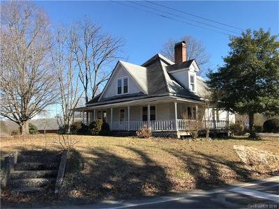 Transylvania County Single Family Home For Sale: 19 Neely Road