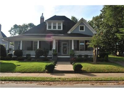 Cherryville Single Family Home For Sale: 203 W Main Street