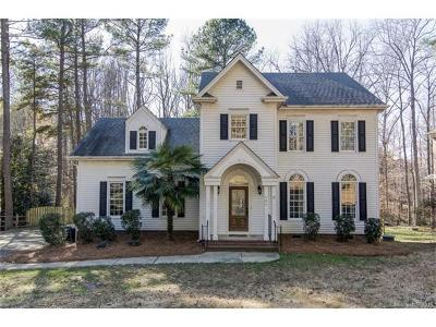 Mooresville Single Family Home For Sale: 127 Windy Knoll Lane