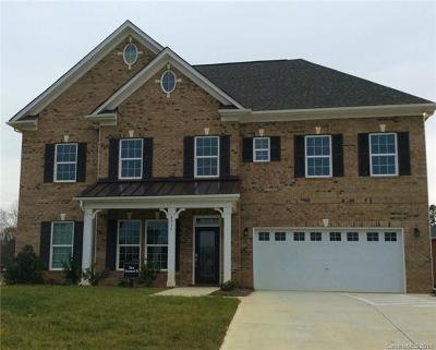 Gastonia Single Family Home For Sale: 4935 Trayton Avenue #42