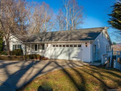 Hendersonville Single Family Home For Sale: 106 Red Cedar Drive #104 and