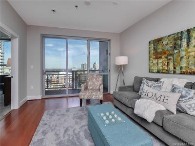 Condo/Townhouse For Sale: 333 W Trade Street #1001