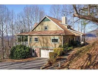 Asheville Single Family Home For Sale: 112 Stonecrest Drive