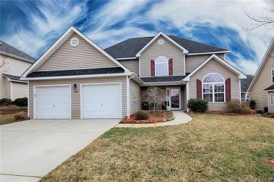 Mooresville Single Family Home For Sale: 140 Dunnell Road