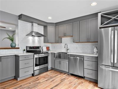 Asheville Condo/Townhouse For Sale: 141 Courtland Avenue #A